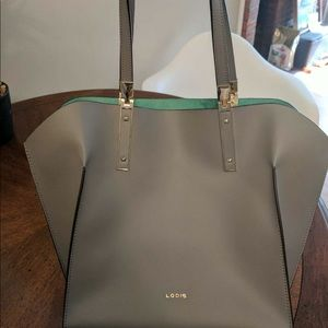 LODIS Blair Collection Lucia Travel Tote Handbag